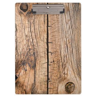 Pranchetas Fundo de madeira velho