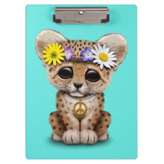 Pranchetas Leopardo bonito Cub do Hippie