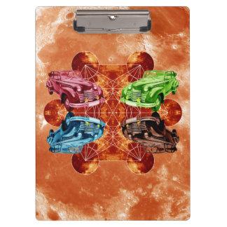 Pranchetas Lua de Oldsmobile