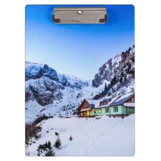 Pranchetas Malaiesti, montanha de Bucegi