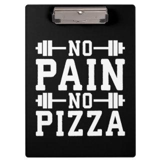 Pranchetas Nenhuma dor, nenhuma pizza - carburadores -