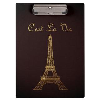 Pranchetas Paris: Excursão Eiffel do La