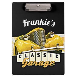 Pranchetas   personalizado sua garagem   clássica conhecida