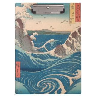 Pranchetas redemoinho do naruto pelo artista japonês
