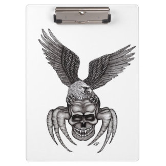 Pranchetas Spiderskull com Eagle