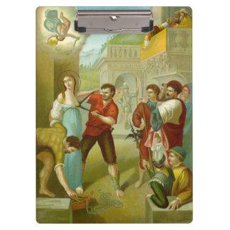 Pranchetas St. Agatha (M 003)