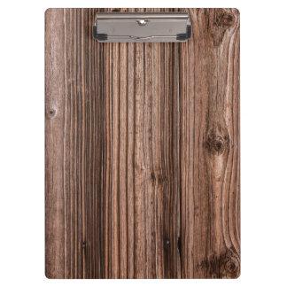 Pranchetas Textura de madeira natural de Brown