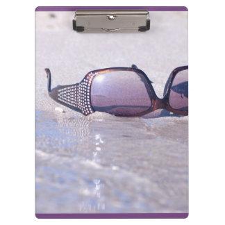 Pranchetas vidros. coleção marinha