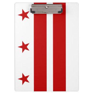 Pranchetas Washington, bandeira da C.C.