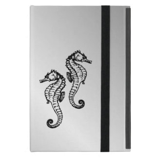 Prata do cavalo marinho capa iPad mini