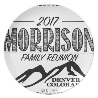 Prato 2017 artigos da reunião de Morrison - fundo CLARO