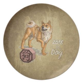 Prato 2018 anos do cão