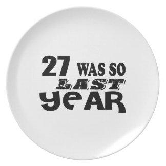 Prato 27 era assim tão no ano passado o design do
