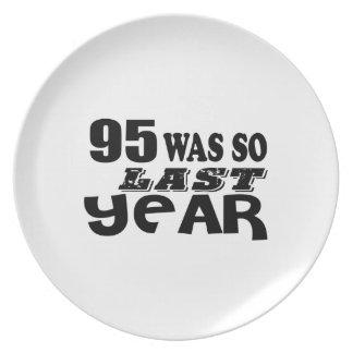 Prato 95 era assim tão no ano passado o design do