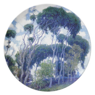 Prato A cara aumentou - eucalipto de Laguna - obra-prima