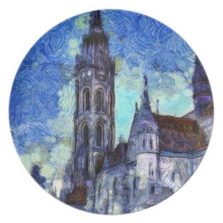 Prato A igreja Vincent van Gogh