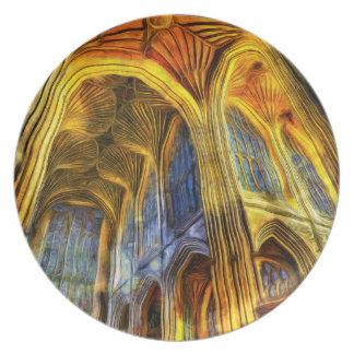 Prato Abadia Vincent van Gogh do banho