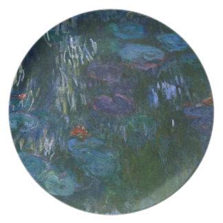 Prato Água Lillies