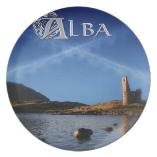Prato Alba, Scotland, Caledonia