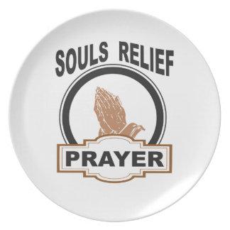 Prato alivio das almas