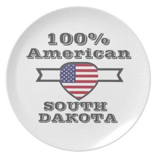 Prato Americano de 100%, South Dakota