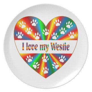 Prato Amor de Westie
