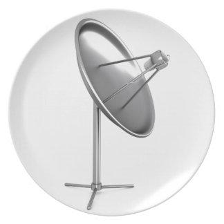 Prato Antena parabólica