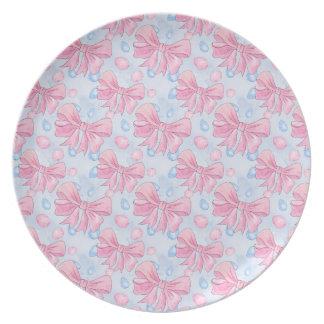 Prato Arco cor-de-rosa