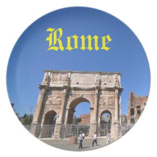 Prato Arco em Roma, Italia