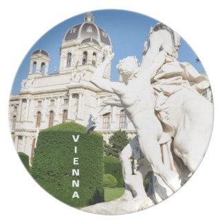 Prato Arquitetura em Viena, Áustria