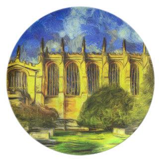 Prato Arte da capela da faculdade de Eton