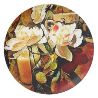 Prato Arte moderna floral