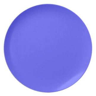 Prato B20 que inspira Truthfully a cor azul