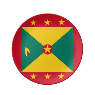 Prato Bandeira de Grenada