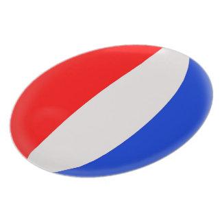 Prato Bandeira do francês de France