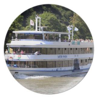Prato Barco da excursão de Vater Rhein, Alemanha