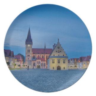 Prato Bardejov é uma cidade de Slovakia