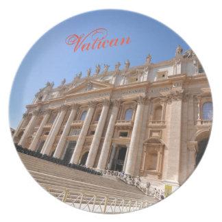 Prato Basílica de San Pietro no vaticano, Roma, Italia