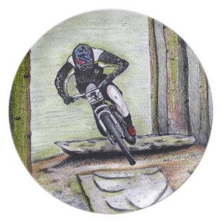 Prato Bmx do mtb de Llandegla do Mountain bike