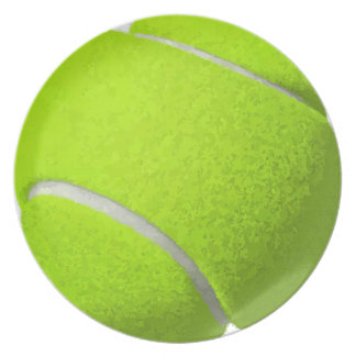 Prato Bola de tênis