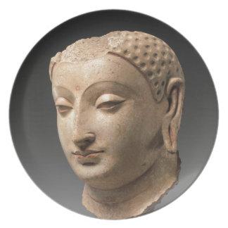Prato Cabeça de Buddha - 5o-6o século