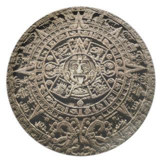 Prato Calendário maia