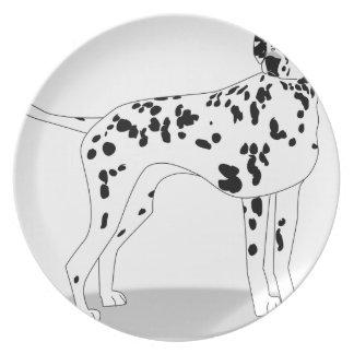 Prato Cão de Dalmation