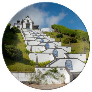 Prato Capela em ilhas de Açores