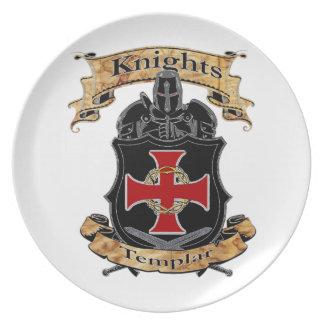 Prato Cavaleiros Templar
