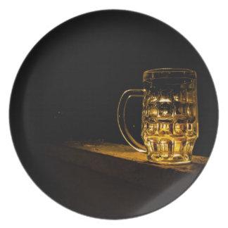 Prato cerveja