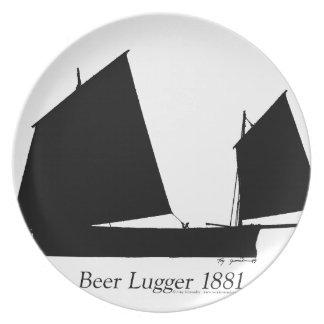 Prato Cerveja 1881 Lugger - fernandes tony