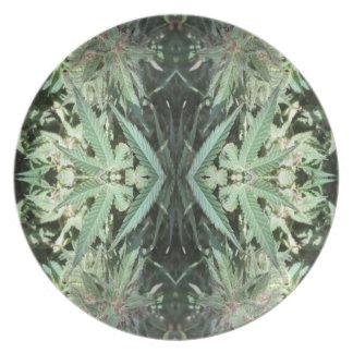 Prato Chamas 2 do cristal
