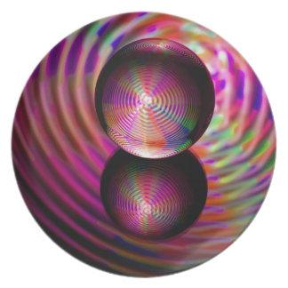 Prato Círculo dos vermelhos no cristal ball_edited-1