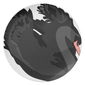 Prato cisne preta